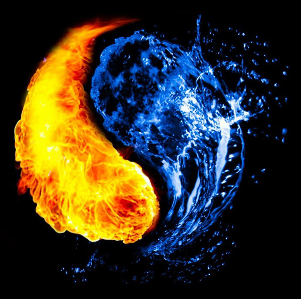 Fire and Water, Yin and Yang