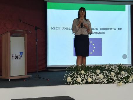 Faculdade FIBRA fecha as atividades interdisciplinares com palestra com a Drª. Mariane Morato Stival