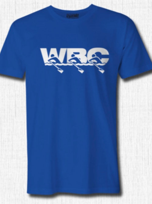 Ask Me About Rowing T-Shirt Short Sleeve