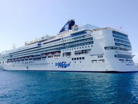 Life as a Dancer on a Cruise Ship