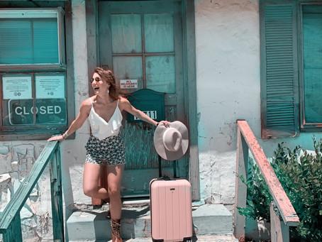 Travel Essentials - Long Haul Flight Carry On.