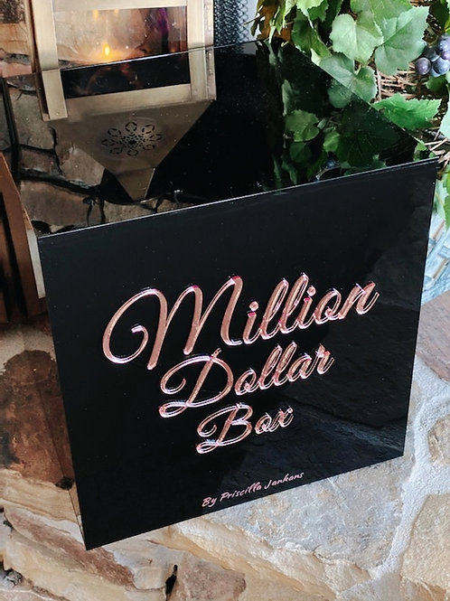 MILLION DOLLAR BOX -Rebrand PRO