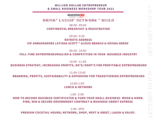 million dollar workshop