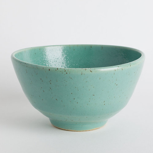 Copper Turquoise Bowl