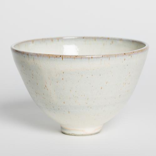 Opal White Bowl