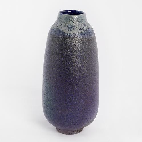Microcrystalyne Purple Vase