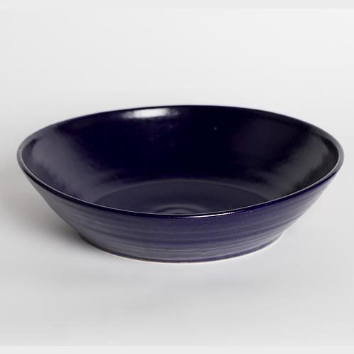 Cobalt Blue Large Platter