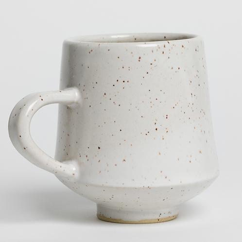 Satin White Mug