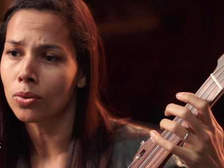 Channeling the Ancestors: Rhiannon Giddens Shines a Spotlight on America's Dark Past