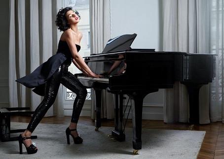 Khatia Buniatishvili: Beyoncé of Piano?