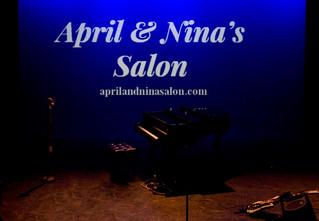 Dixon Place Presents: April & Nina's Salon