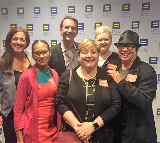 Human Rights Campaign NY Gala Sponsors' Reception at the fabulous W Hotel