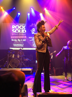 Nona Hendryx Stars in the 2nd Annual Rock Solid Women's Festival: Celebrating Women in Art & Mus