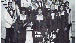 The Fisk Jubilee Singers at Carnegie Hall
