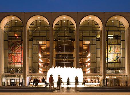 Metropolitan Opera: You're on Notice!