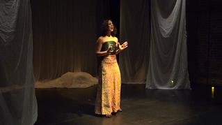 "Nejma Nefertiti Opens ""Mermaid's Howl"" at La MaMa"