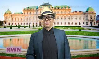 """The Noshing with Nina Show"" in Vienna, Austria!"