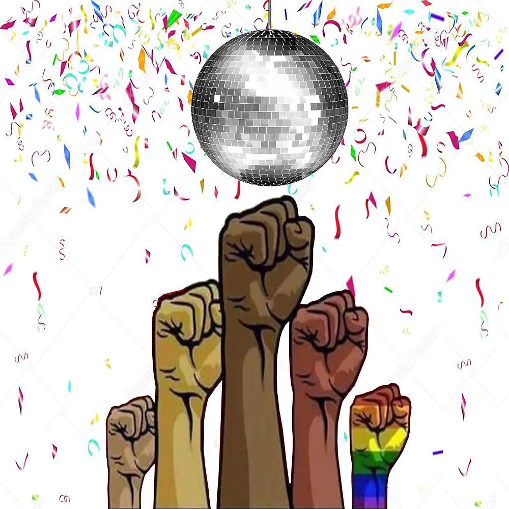 """""""It's World Pride"""" cover photo"""