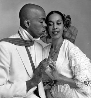 Geoffrey Holder and Carmen de Lavallade