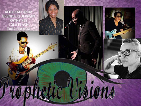 Prophetic Visions at Dixon Place