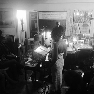 "Artists, Musicians, Rappers, Dancers, Poets ""Slay"" at East Village Salon"