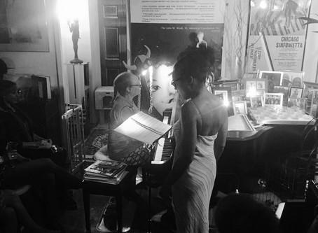 "Artists, Musicians, Rappers, Dancers, Poets ""Slay"" at East Village Salon"