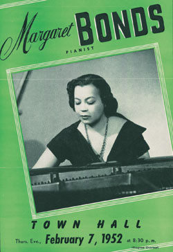 Women's Herstory Month Series: Margaret Bonds