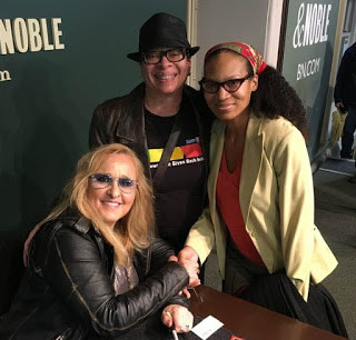 Melissa Etheridge with Nina & April