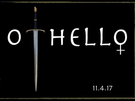 """OTHELLO"" by the No Man's Land Theatre Company"
