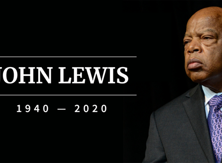 Remembering John Lewis in Nashville