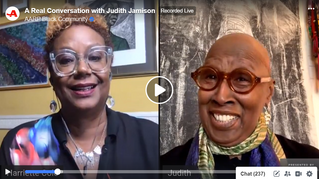 Judith Jamison on Facebook Live