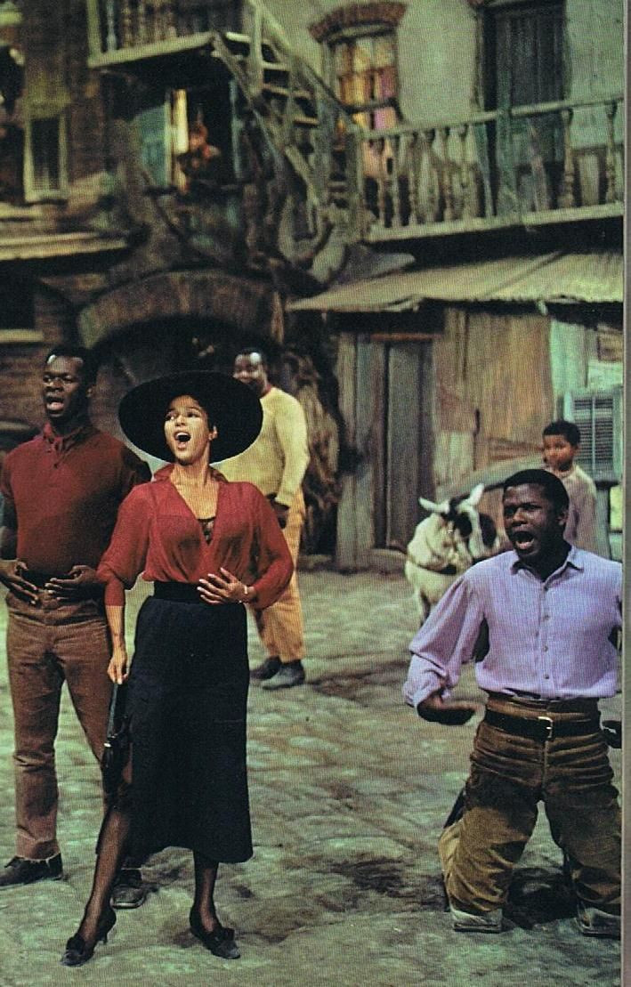 From the 1959 film version of Porgy and Bess