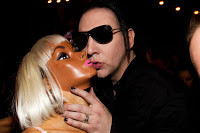 Narcissister with Marilyn Manson