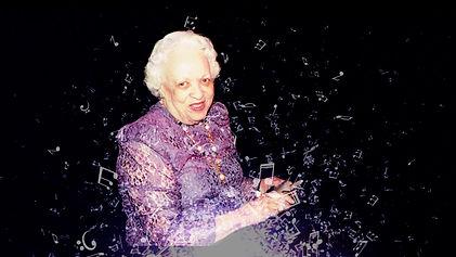 Anne Gamble 100th Birthday Celebration.j