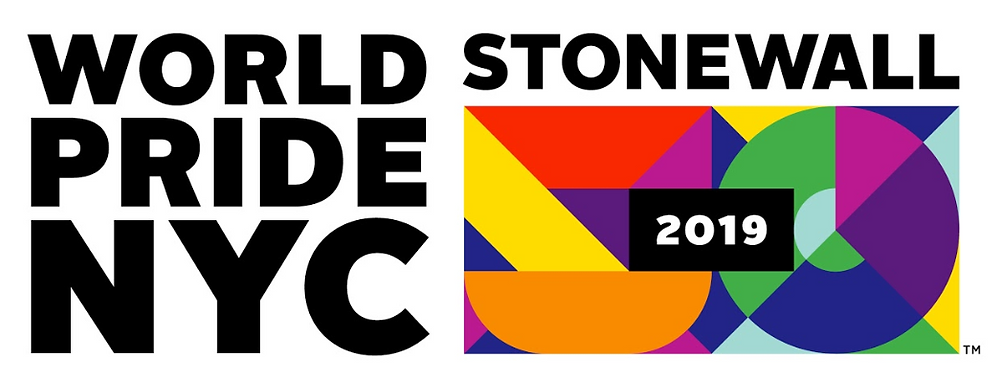 World Pride NYC Stonewall 2019 logo