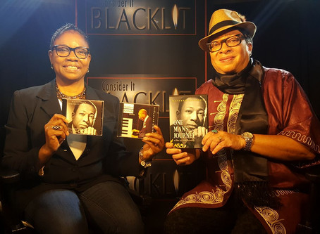 "Nina Kennedy Appears on ""Consider It Blacklit"""