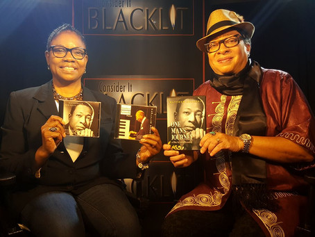 "Nina Kennedy Appears on ""Consider It Blacklit"""