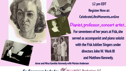 What People are Saying About The Anne Gamble Kennedy 100th Birthday Celebration/Virtual Exhibit