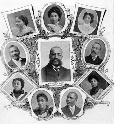 Frederick Loudin's Jubilee Singers