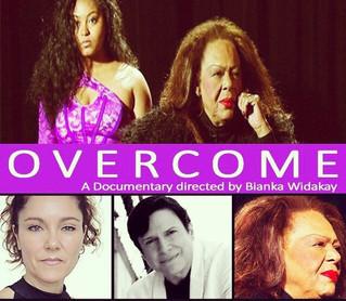 "Anne Thompson-Scretching Stars in ""OVERCOME"""