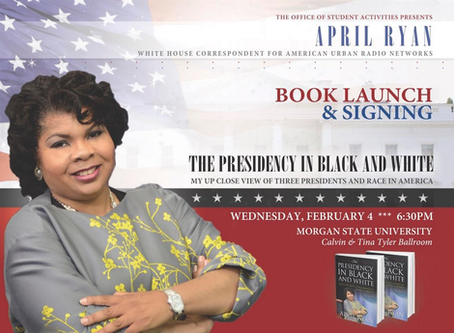 """Book Review: """"The Presidency in Black and White"""" by April Ryan"""