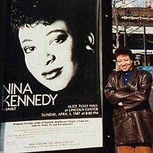 Nina Kennedy at Lincoln Center