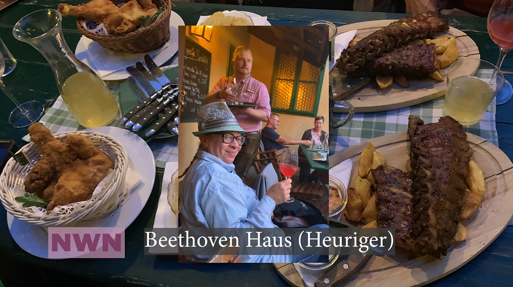 At the Beethoven Haus
