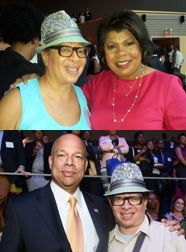 Jeh Johnson, April Ryan, & Deep Roots of Diversity at Paul, Weiss Law Firm