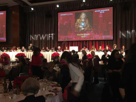 The 2018 NYWIFT Muse Awards