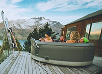 Spa Hire Queenstown/Wanaka - spa family, hot tub Queenstown