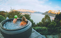 Spa Hire Queenstown/Wanaka - Spa couple - Hot Tub Queenstown