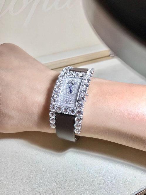 Chopard Montre Dame L'heure Du Diamant Factory Diamond Setting