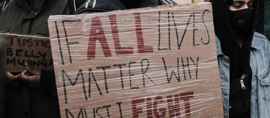 Black Lives Have Always Mattered by Jasmine Ponder