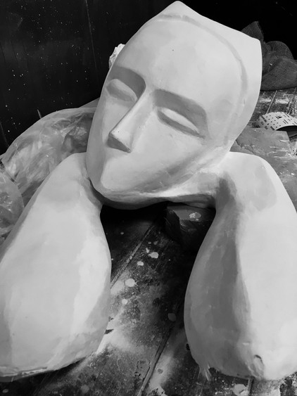 Suspended dreamer, 2019